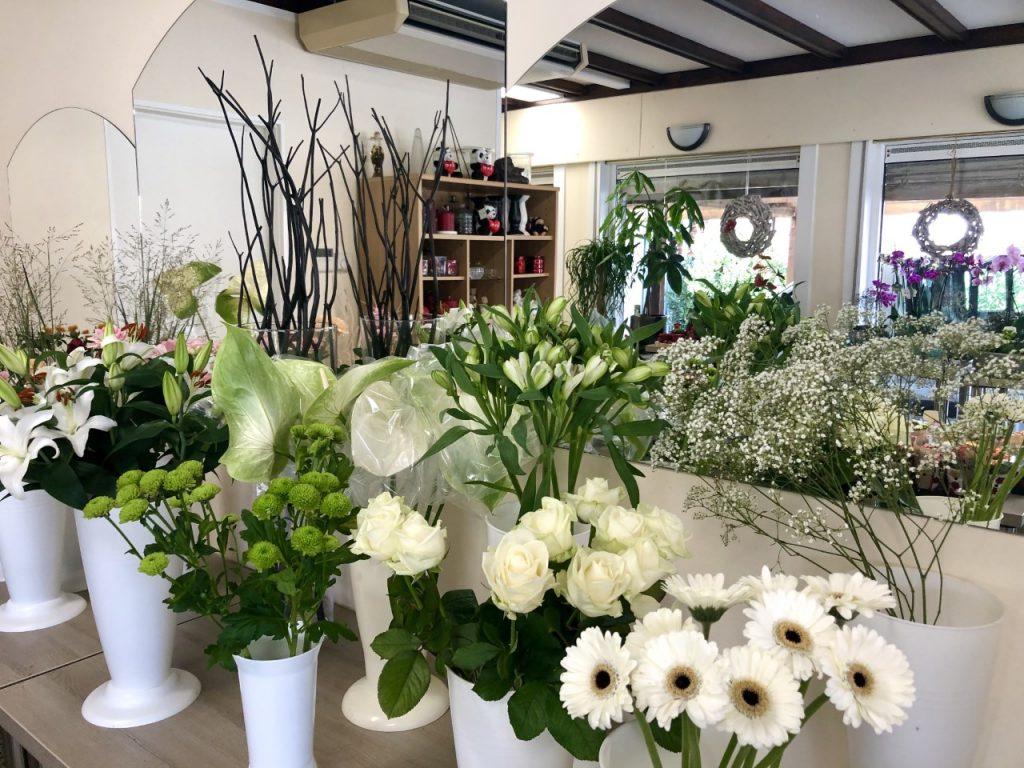 Snijbloemen en boeketten, Bloemen Verheijen Neeroeteren